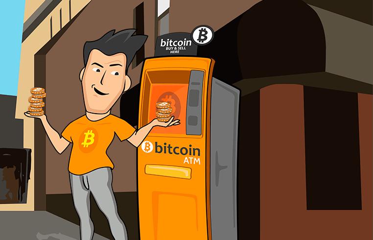 Запуск криптовалютных банкоматов
