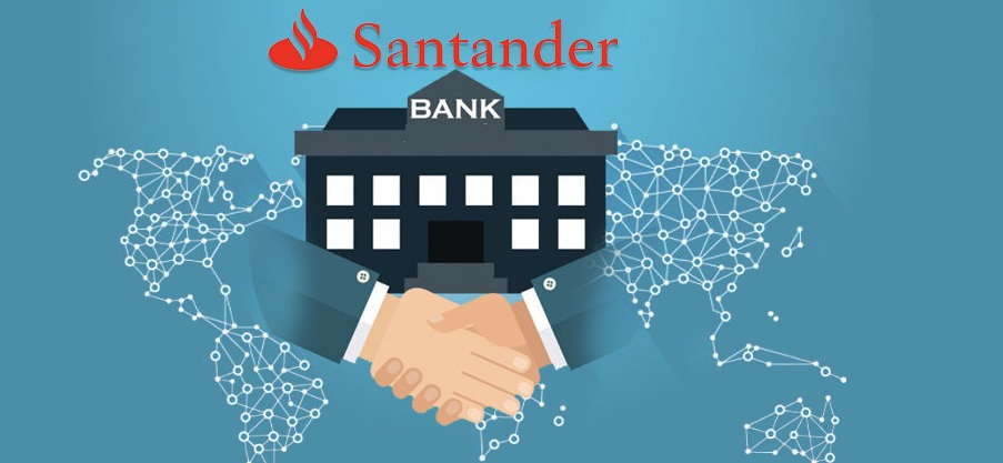Банк Santander арендует блокчейн систему IBM