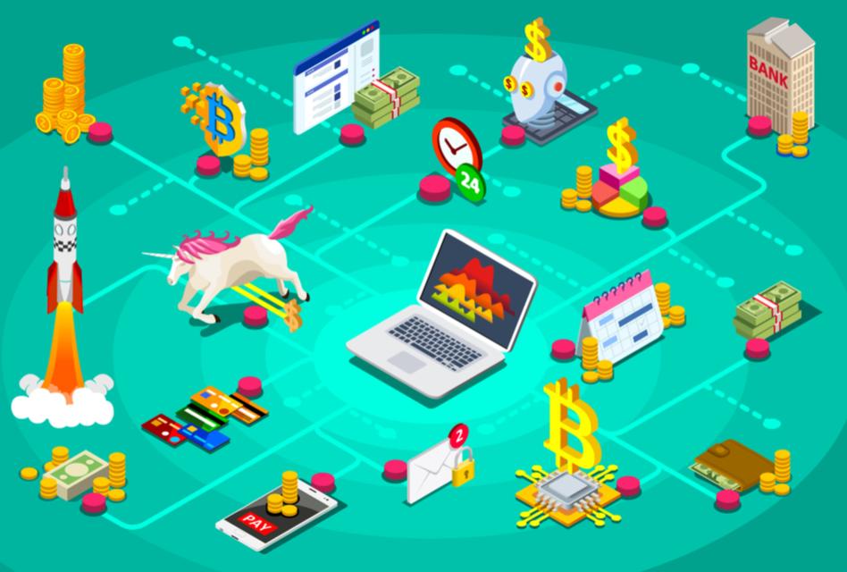 Развитие блокчейн стартапов