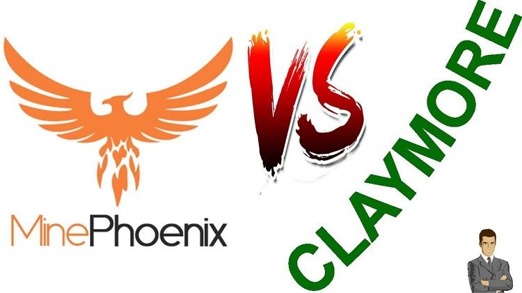 Сравнение Phoenixminer и Claymore