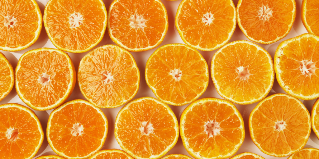 Блокчейн для апельсинов