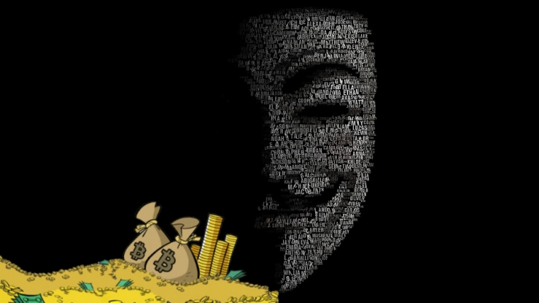 Хакерские данные о людях за биткоины