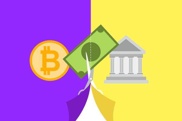 Банки против криптовалютных стартапов