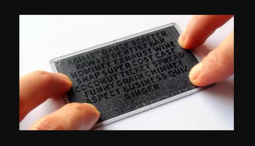 Гравировка Seed-фразы на металлической табличке