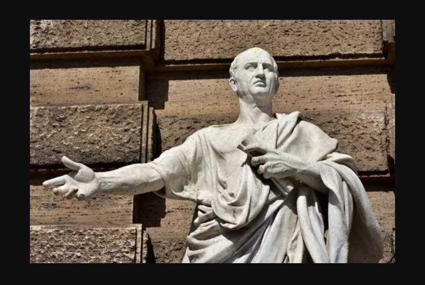 Методом связанных ассоциаций пользовался Цицерон для запоминания своих речей
