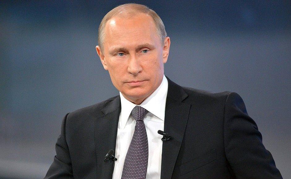 Путин предлагает создать блокчейн-платформу для власти