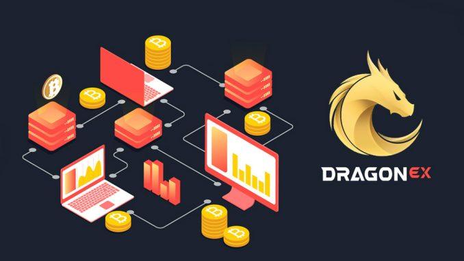 Украдена криптовалюта со счетов биржи DragonEx