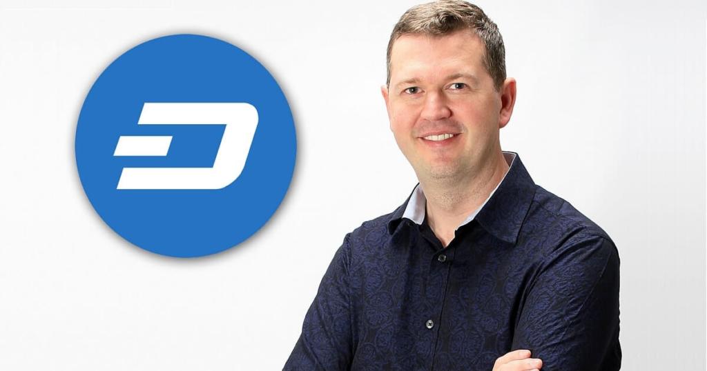 генеральный директор Dash Core Райан Тейлор