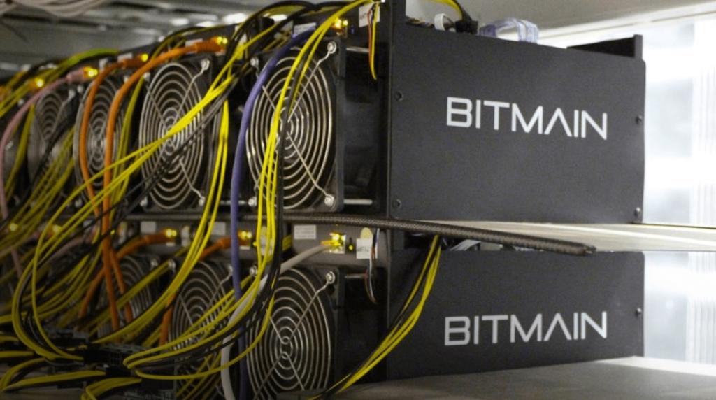 Компания Bitmain будет майнить криптовалюту в Китае
