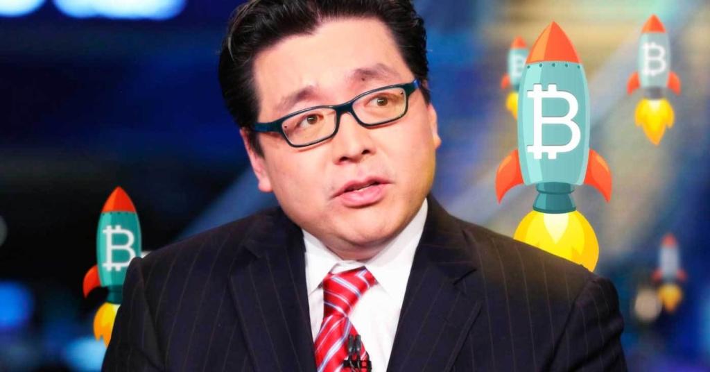 Том Ли прогнозирует рост биткоину