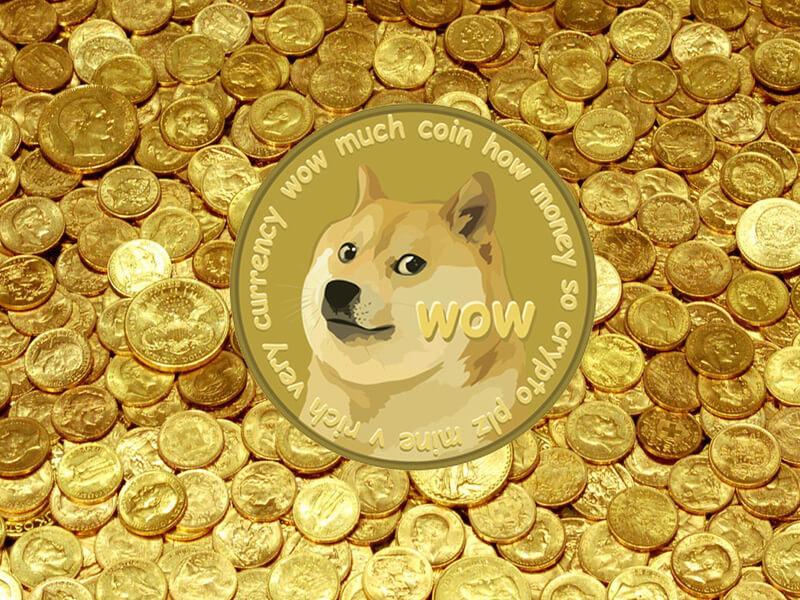 Логотип Dogecoin