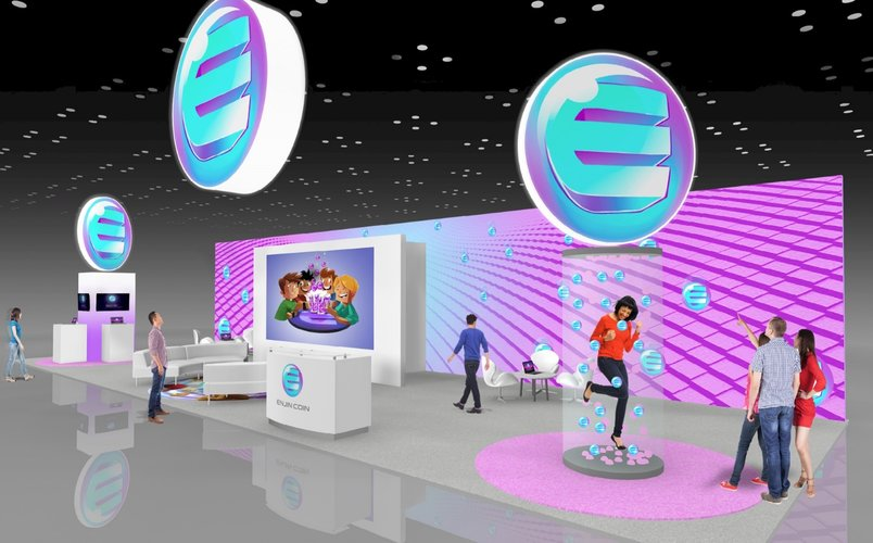 Парнтнерство ENJ и Samsung