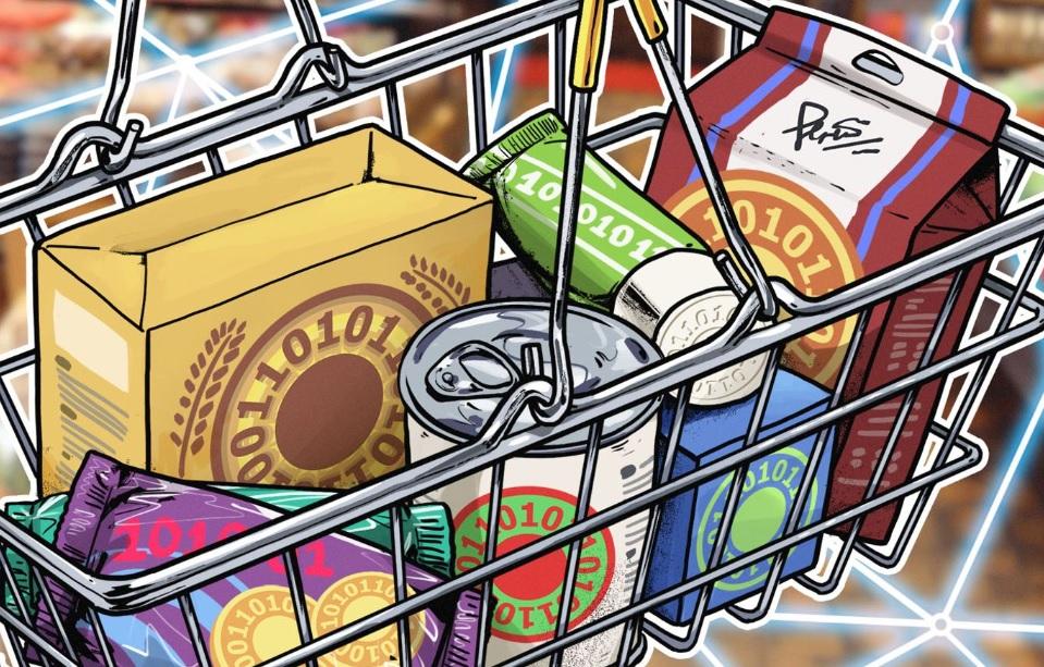 Блокчейн в пищевой промышленности