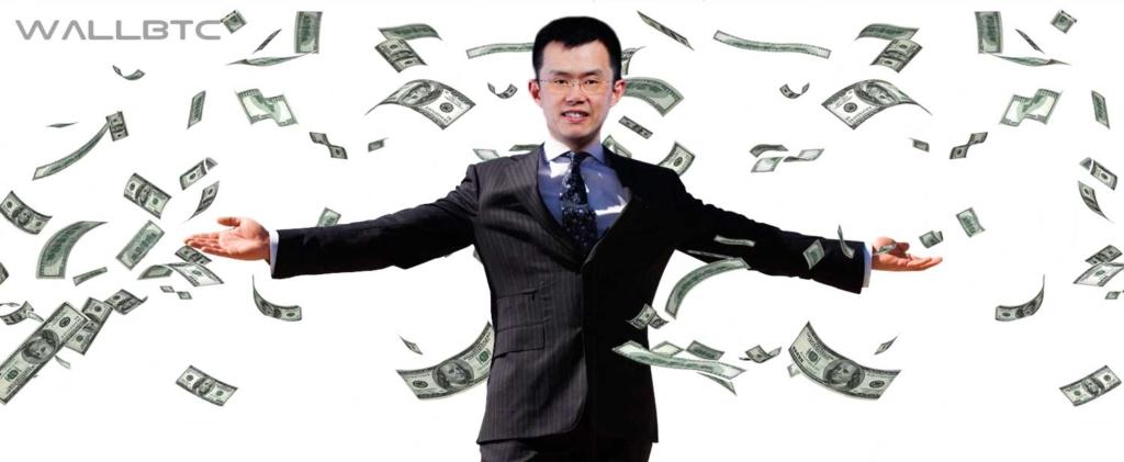 Создатель биржи и криптовалюты Binance Чанпен Чжао