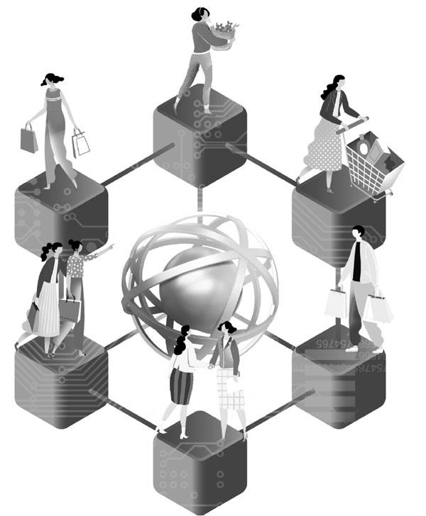 Развитие блокчейн-технологий в Китае