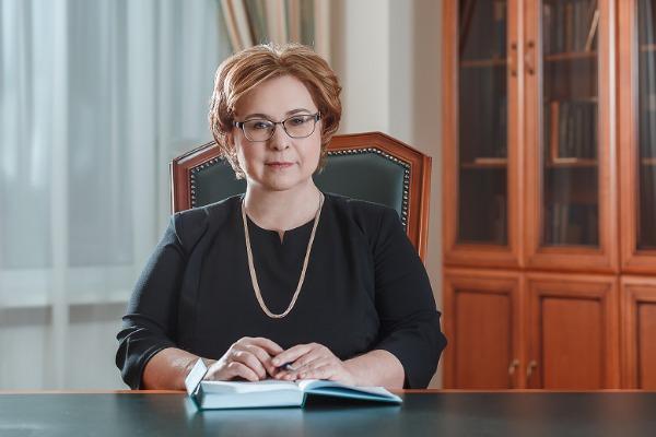 Людмила Новоселова агаитирует за применение блокчейна