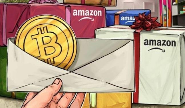 Amazon будет принимать к оплате биткоины и альткоины