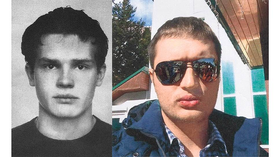 Алексей Колбов и Сергей Белоусов