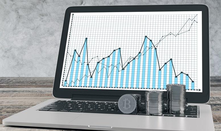Волнообразный рост биткоина