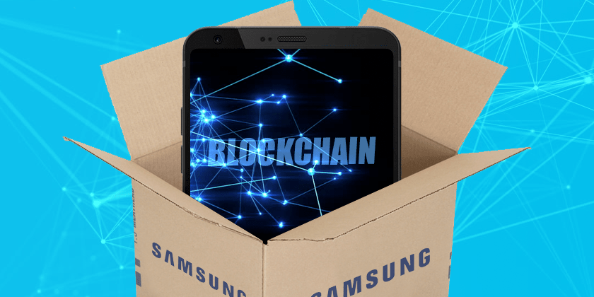 Новая блокчейн-платформа от Samsung