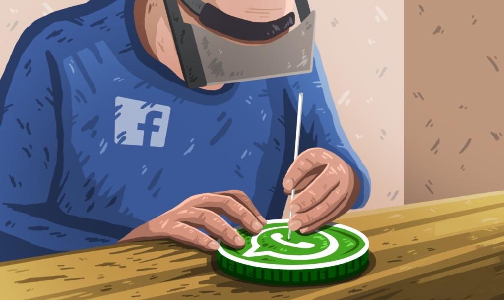 Cтаблкоин основа платежной системы Facebook