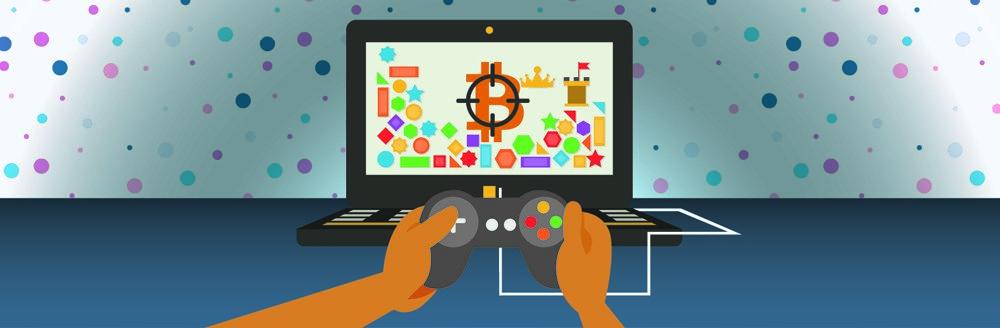 Заработок Bitcoin в играх