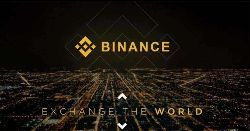 Binance, exchange the world