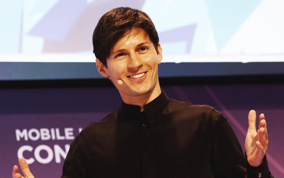 создатель сети VK и Telegram Павел Дуров