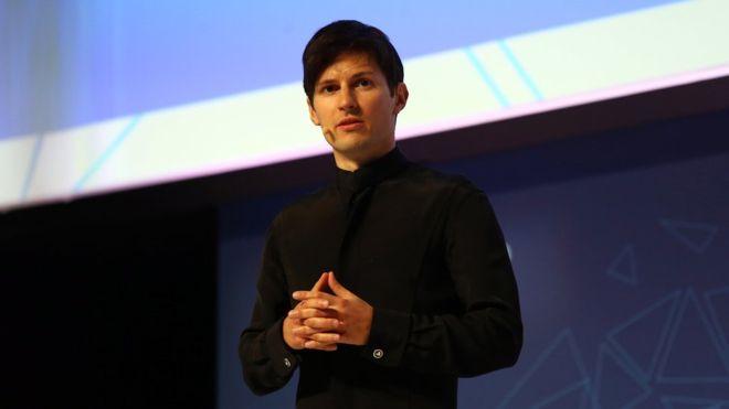 Павел Дуров разрабатывает криптовалюту TON Board