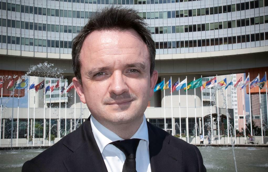 Нил Уолш, глава подразделения ООН