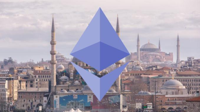 Хардфорк Istanbul в сети Ethereum