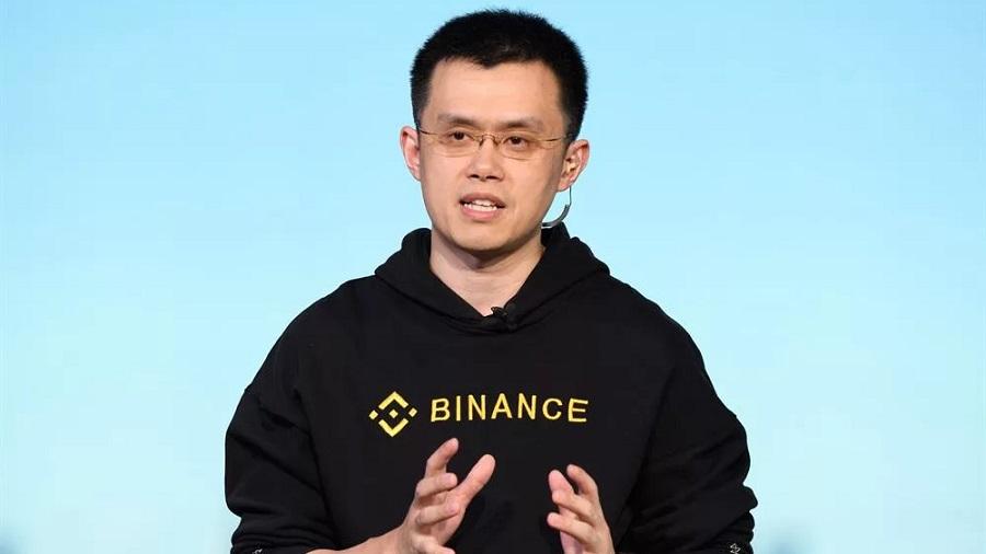 Генеральный директор компании binance Чанпэн Чжао