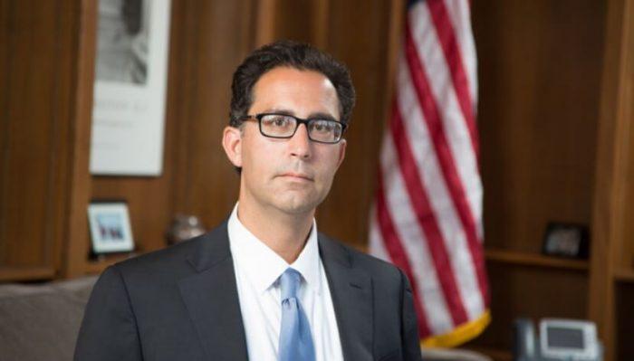 главный судья северного округа Калифорния Винс Чхабрия
