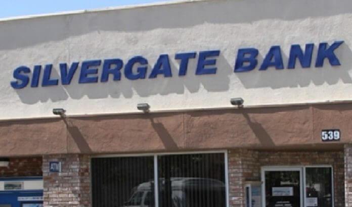 Банк Silvergate начинает выдачу кредитов под залог криптовалют