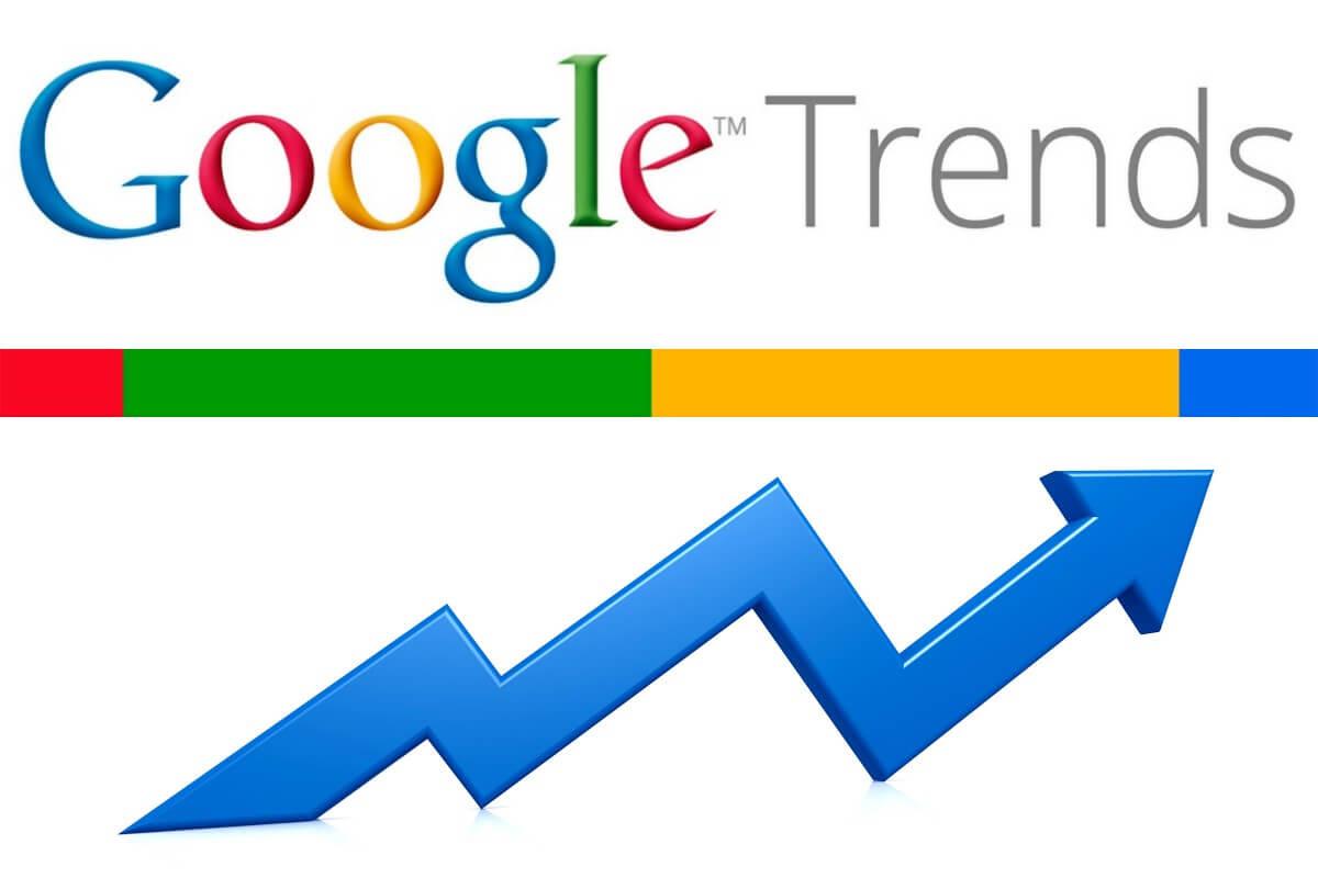 Сервис Google Trends