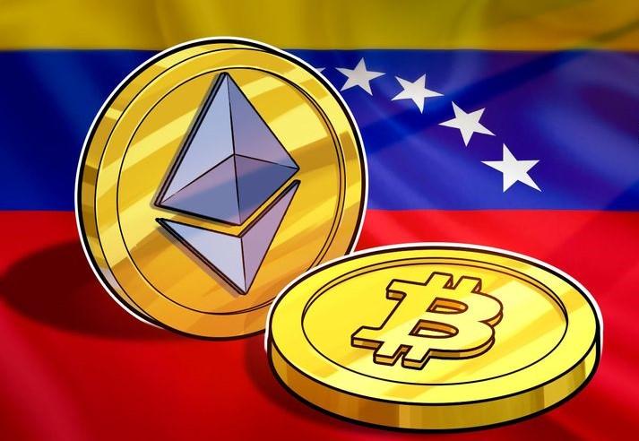 Криптовалюты для обхода санкций в Венесуэле