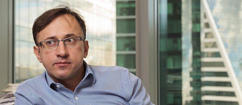 Олег Железко, управляющий партнер инвестиционной компании Da Vinci Capital