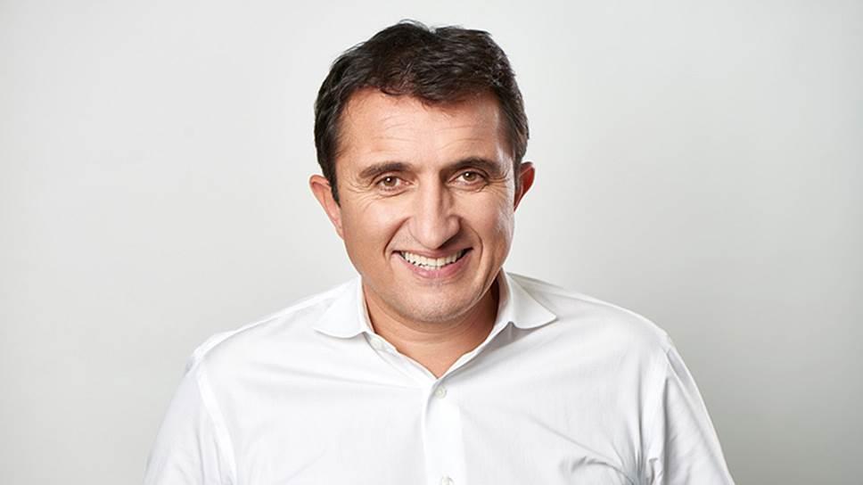 Джамел Агауа, глава компании Viber