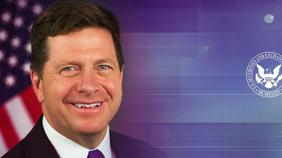 Джей Клейтон, глава SEC