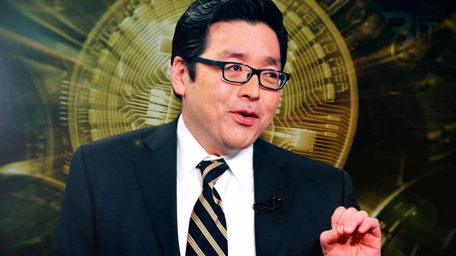 Том Ли, основатель компании Fundstrat