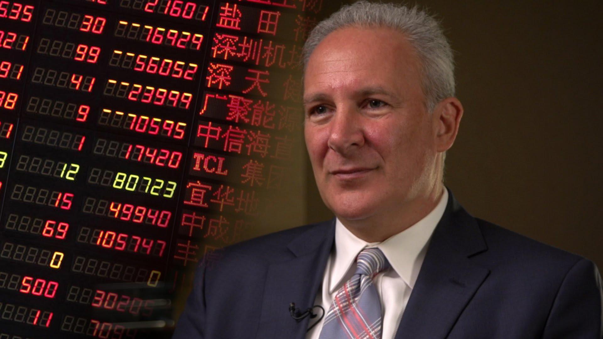 Питер Шифф, глава Euro Pacific Capital