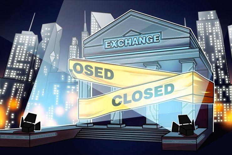 Биржа Poloniex закрывается в США