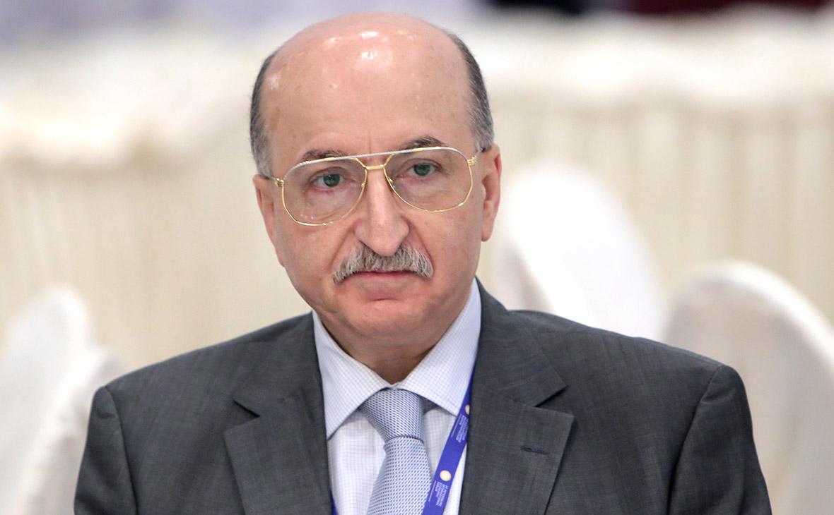 Предприниматель Давид Якобашвили