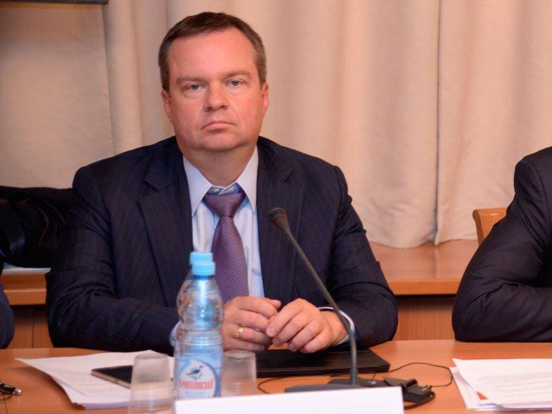 Алексей Моисеев, замминистра финансов России