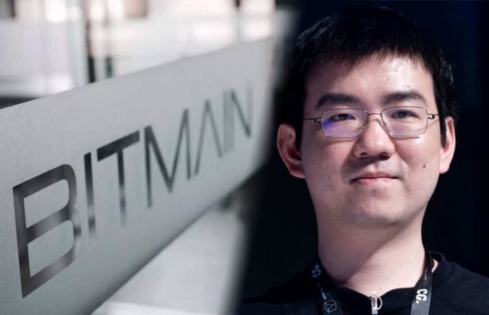 Глава корпорации Bitmain Джихан Ву