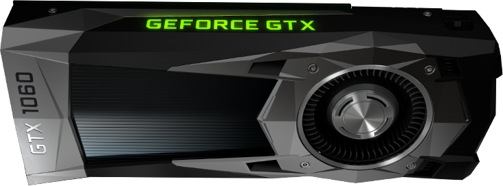 Видеокарта Geforce GTX 1060