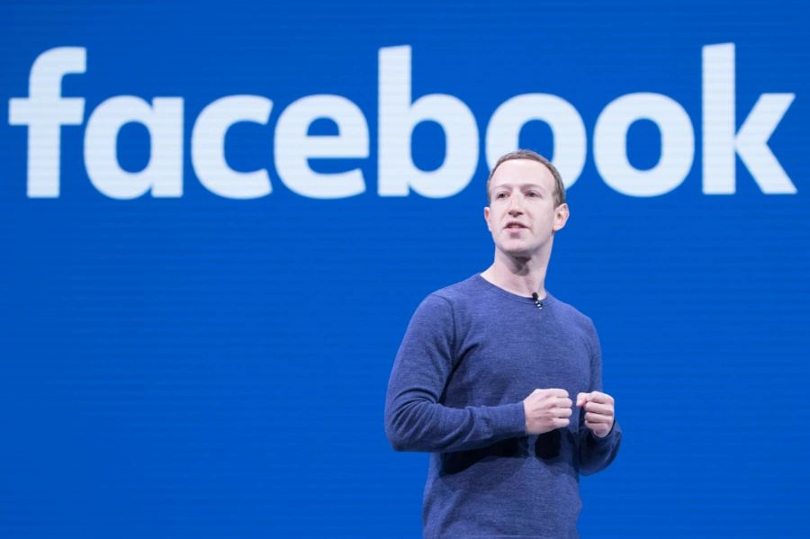 Марк Цукерберг, глава Facebook