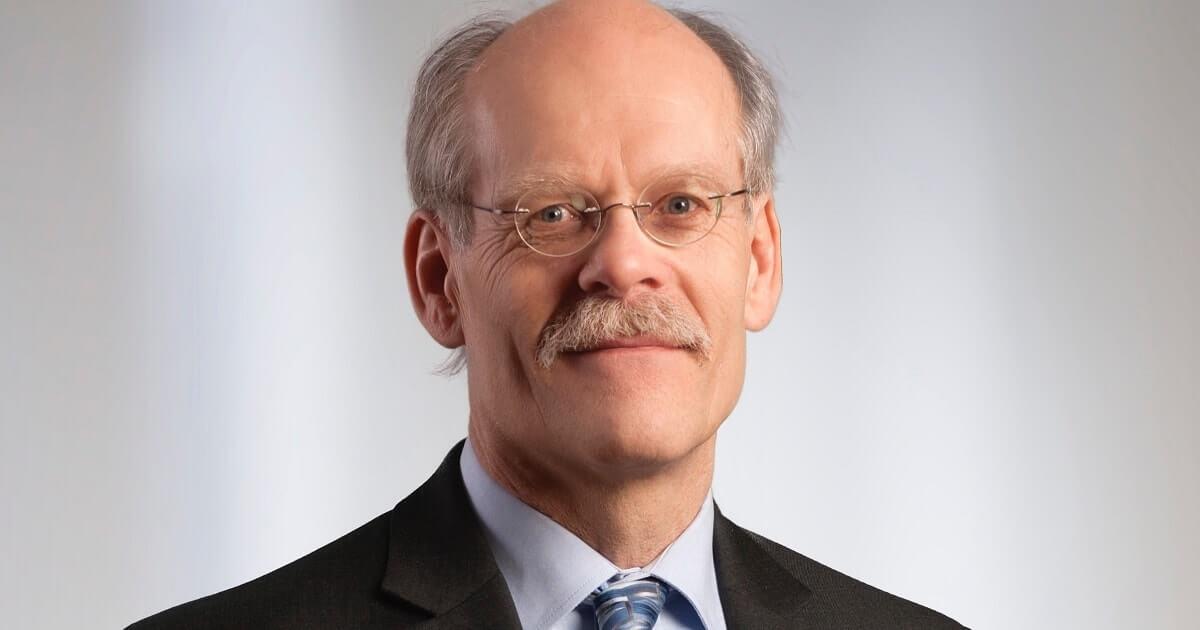 Стефан Ингвес, глава шведского Центробанка