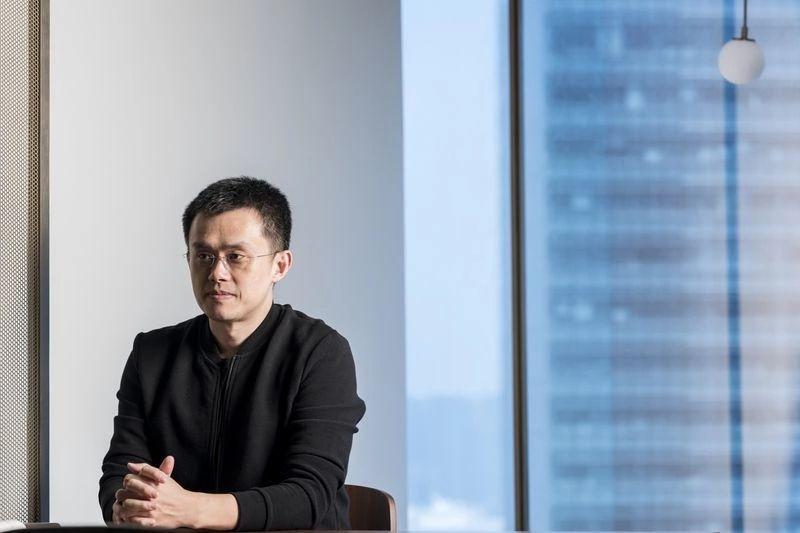 Исполнительный директор компании Binance Чанпен Чжао