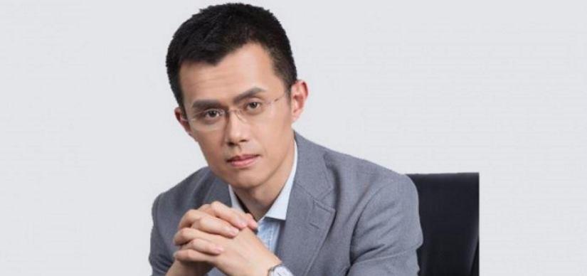 Чанпэн Чжао, глава биржи Binance